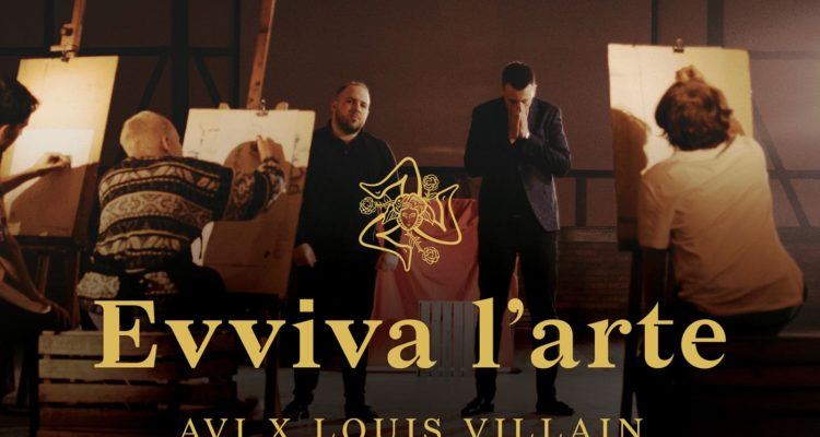 Avi & Louis Villain: Evviva l`arte