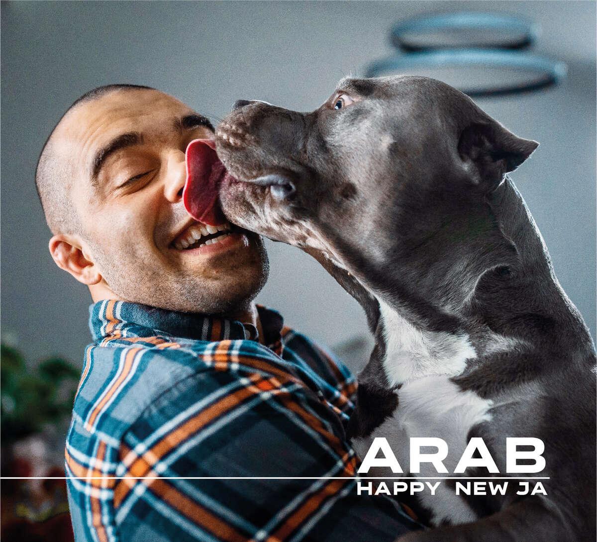 Arab, Ensoul: Happy New Ja