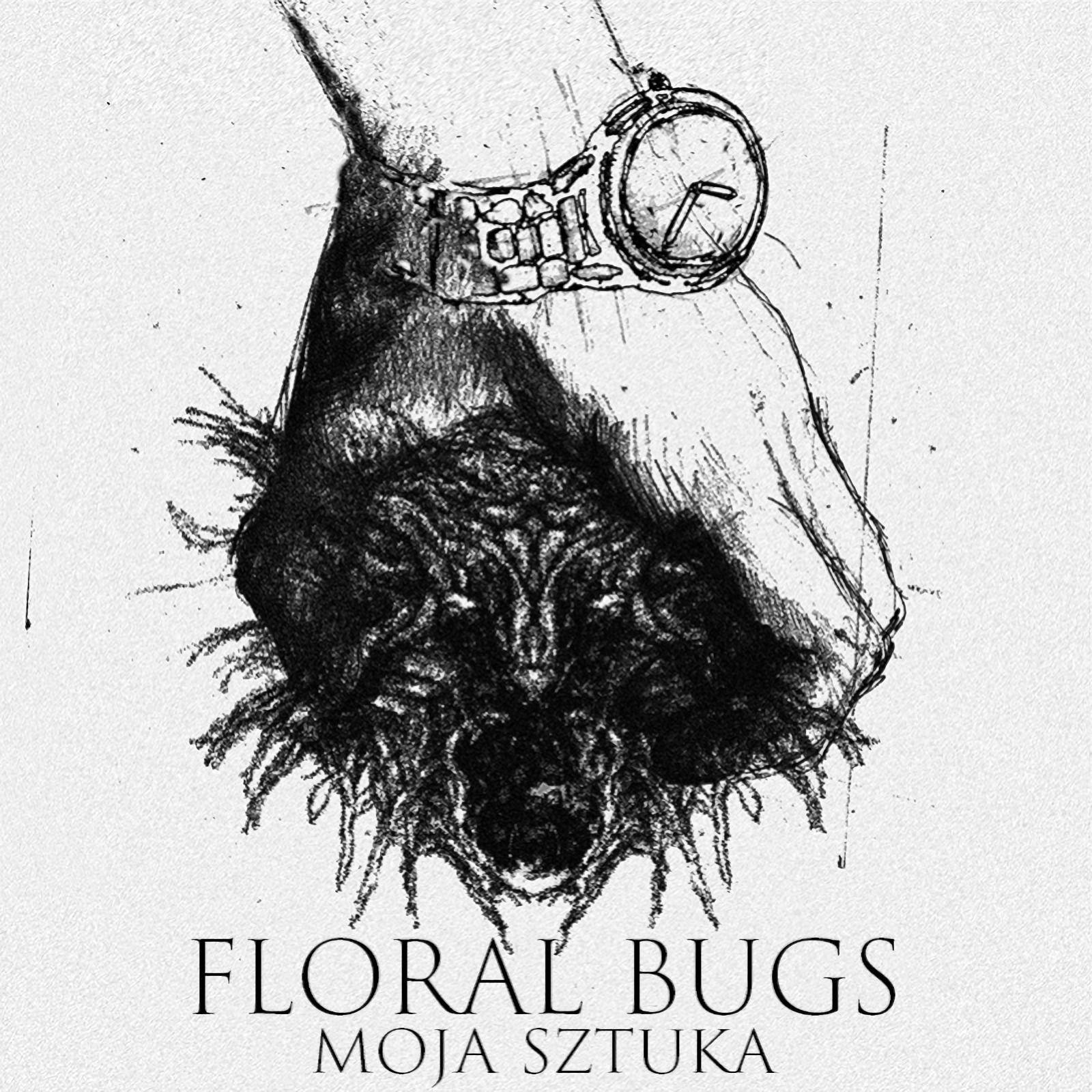 Floral Bugs: Moja sztuka